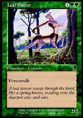 Leaf Dancer