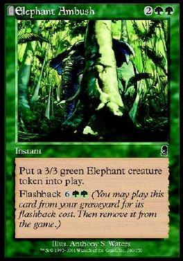 Elephant Ambush