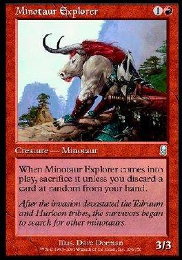 Minotaur Explorer