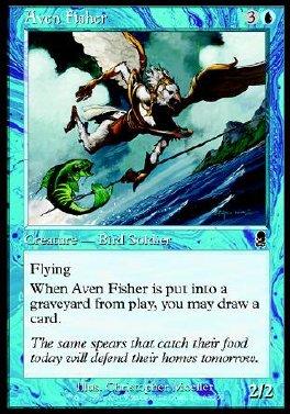 Pescador aven