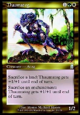 Thaumatog