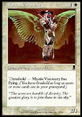 Mystic Visionary