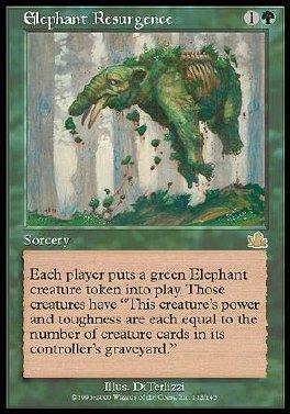 Renacimiento de Elefantes