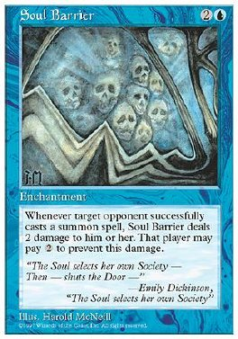 Barrera de almas