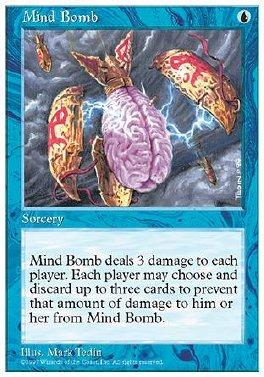 Bomba mental