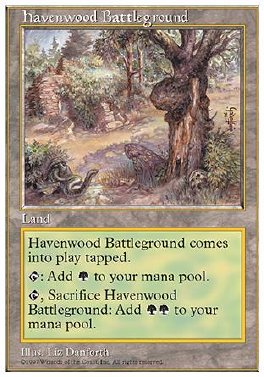 Campo de Havenwood