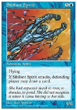 Sibilant Spirit