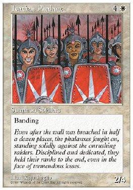 Icatian Phalanx