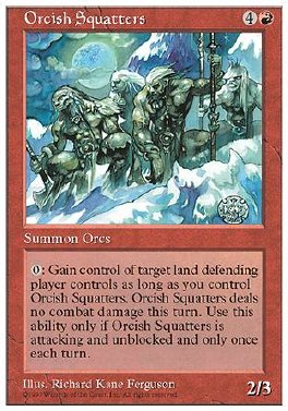 Orcish Squatters