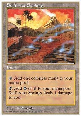 Manantiales sulfurosos