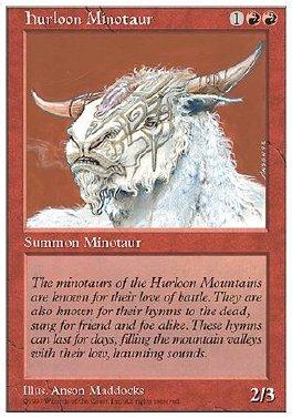 Minotauro de Hurloon