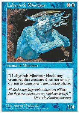 Minotauro del Laberinto