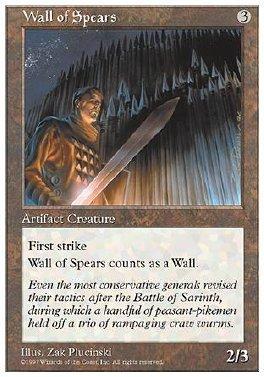 Muro de lanzas