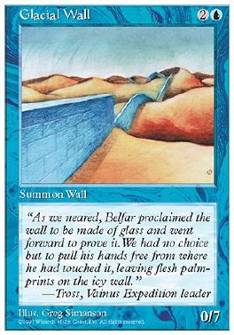 Muro glacial