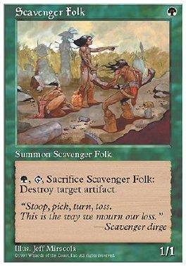 Scavenger Folk