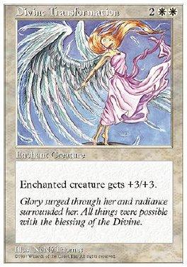Transformacion divina