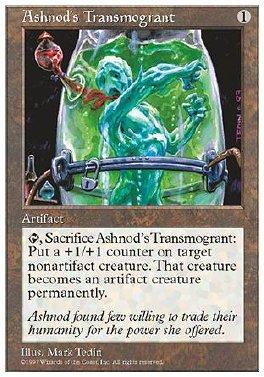 Ashnod's Transmogrant