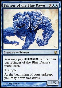 Bringer of the Blue Dawn