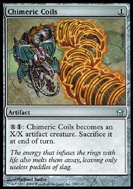 Chimeric Coils