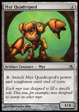 Myr Quadropod