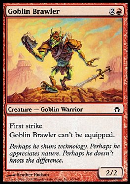 Goblin Brawler