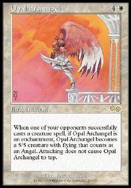 Arcangel de opalo