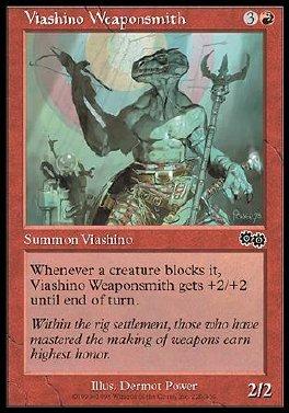 Viashino Weaponsmith
