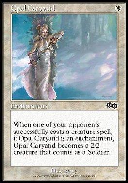 Cariatide de opalo