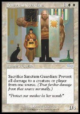 Guardian del lugar sagrado