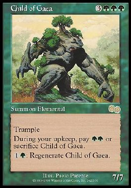 Child of Gaea