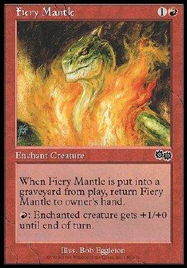 Fiery Mantle