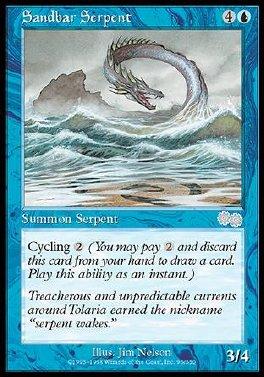 Sandbar Serpent