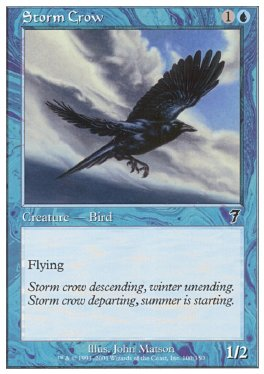 Cuervo de la tempestad
