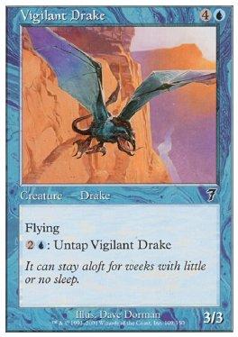 Vigilant Drake
