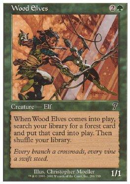 Elfos del bosque