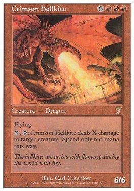 Crimson Hellkite