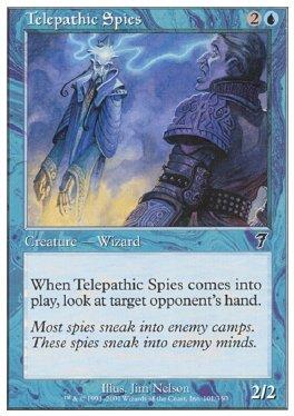 Espias telepaticos