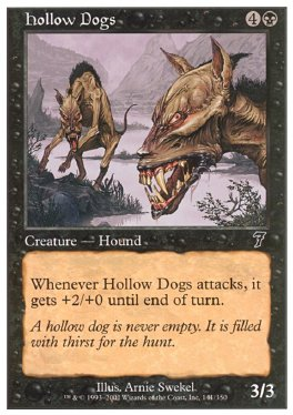 Perros huecos