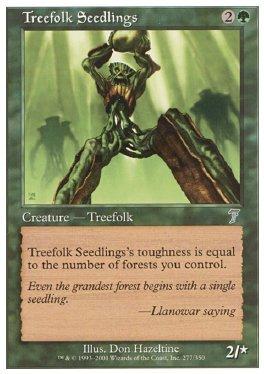 Treefolk Seedlings