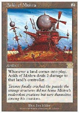 Ankh of Mishra