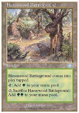 Havenwood Battleground