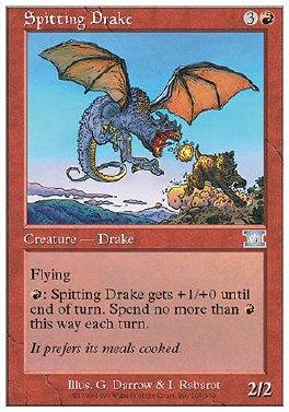 Draco escupefuego