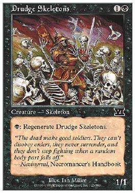 Esqueletos esclavos