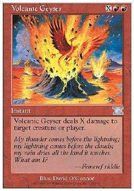 Geiser volcanico