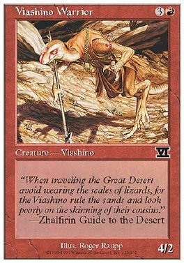 Viashino Warrior