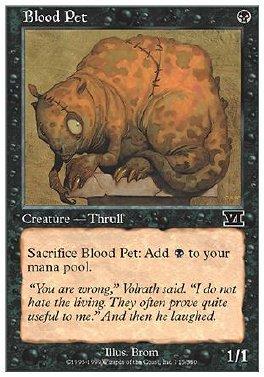 Blood Pet