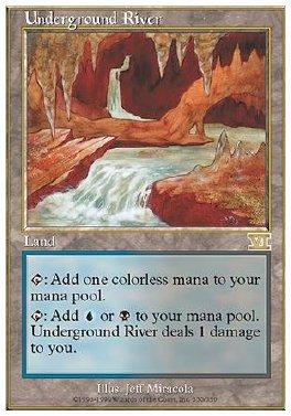 Rio subterraneo