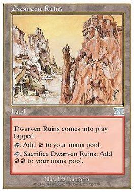 Ruinas enanas