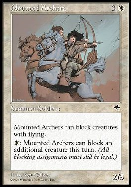 Mounted Archers