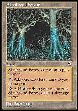 Skyshroud Forest